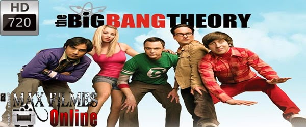 Assistir Série The Big Bang Theory 720p HD Blu-Ray Dublado