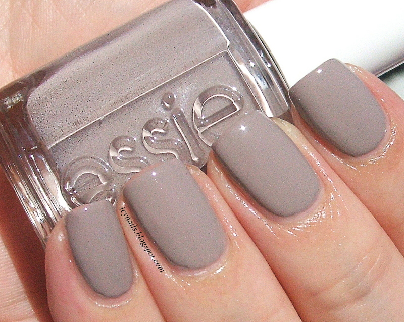 Essie Miss Fancy Pants: Swatch and Review - Notes from My Dressing Table