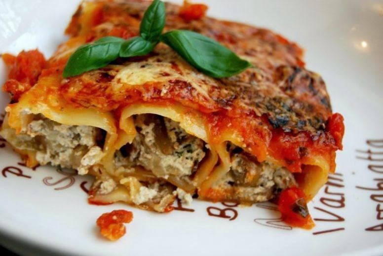 Chef de cuisine cannellonis aux thon - Cuisine italienne cannelloni ...