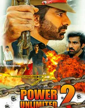 Power Unlimited 2 2018 UNCUT Hindi 300MB HDRip 480p