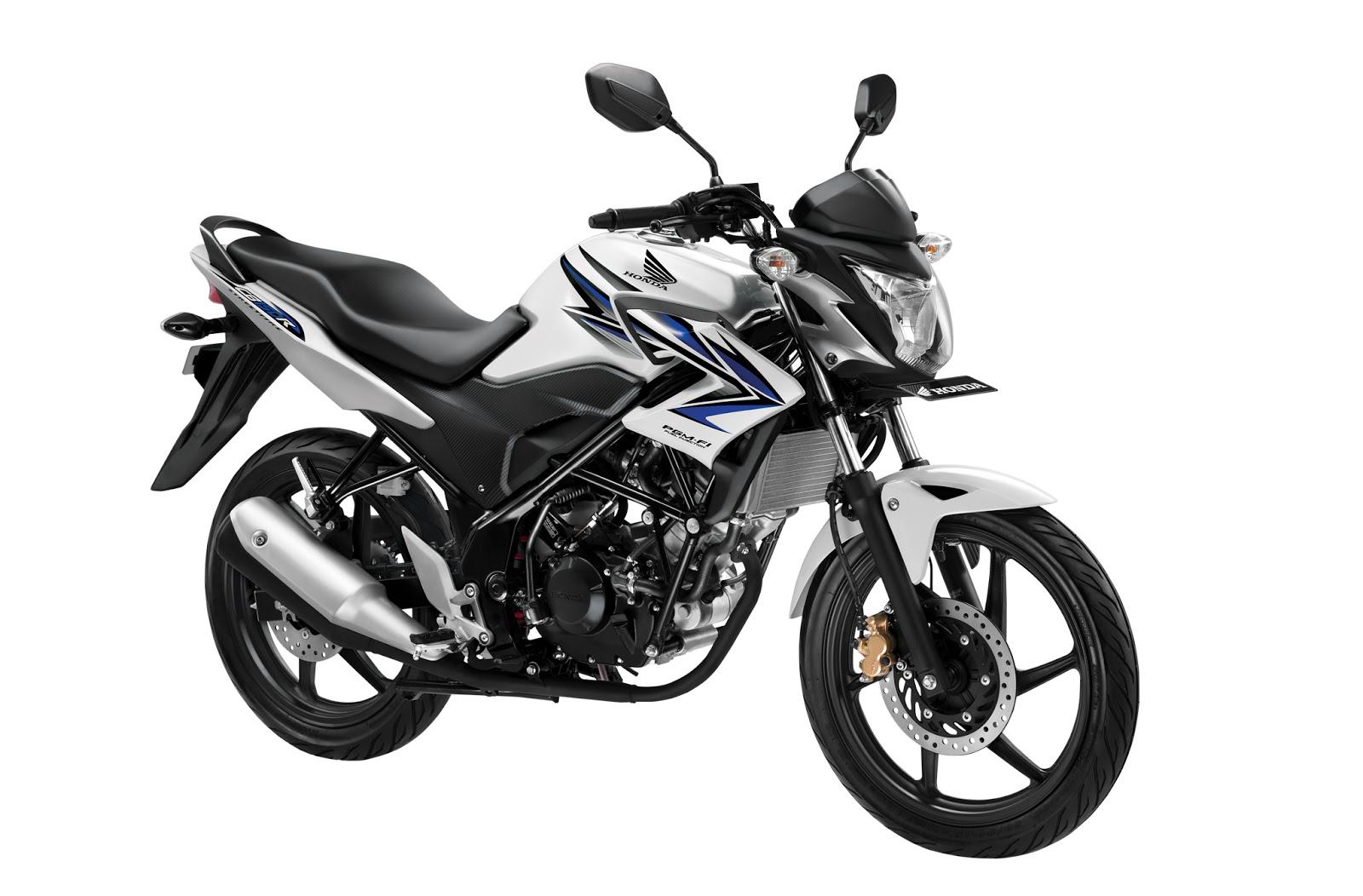 AHM Mulai Pasarkan Honda CB150R STREETFIRE Harga (OTR