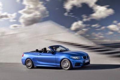 Start de productie pentru BMW Seria 2 Cabriolet la Leipzig