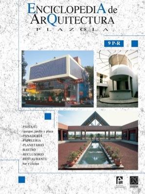 Enciclopedia de arquitectura plazola vol men 9 for Enciclopedia de cocina pdf