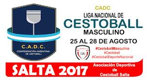 CADC Liga Nacional de Cestoball Masculino