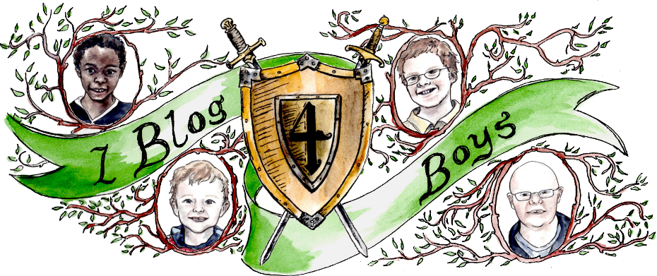 I blog 4 Boys