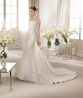 San Patrick Novias Spring 2013 Wedding Dresses