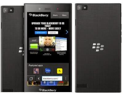 Spesifikasi Blackberry Z3, Handphone Jos