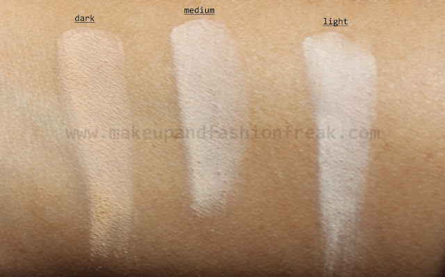 Oriflame The ONE IlluSkin Powder Shades