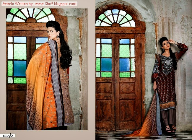 Riwaj Cambric Collection 2014-2015