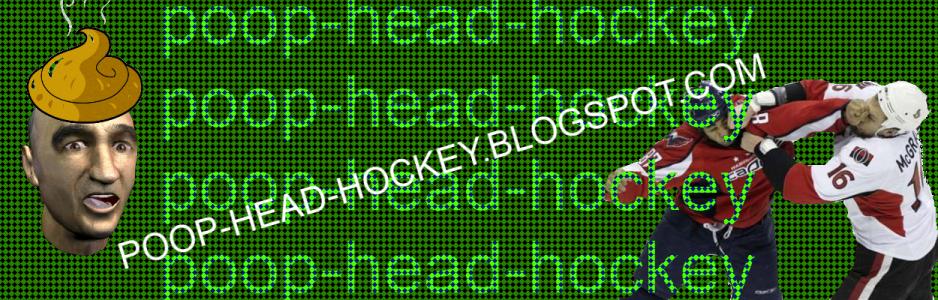 Poop Head Hockey