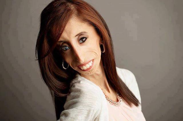 ابشع امرأة فى العالم ترد على من وصفوها بالوحش على اليويتوب