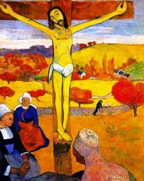 ► El Cristo amarillo