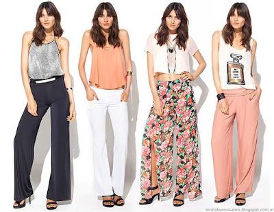 imagenes de pantalones de mujeres de moda - imagenes de pantalones | Saldos moda mujer prendas de vestir, calzado, lencería