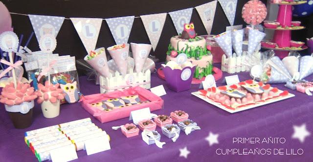 decoracion cumpleaños infantil