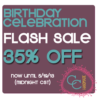 Chamel's Creations :: Bday Flashsale