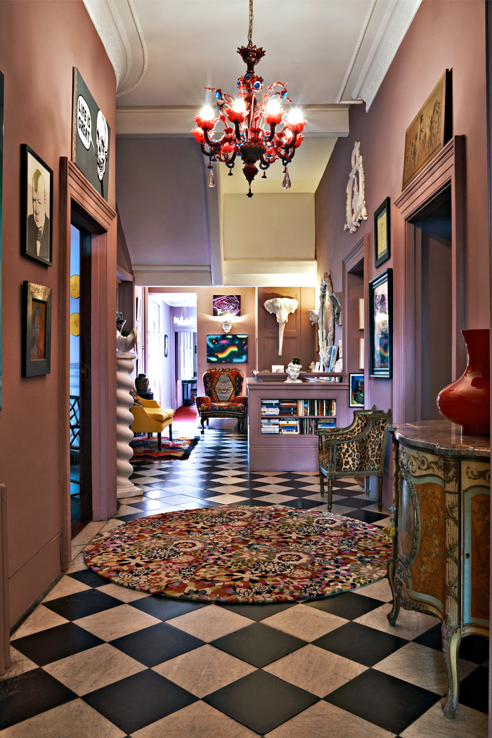 Loveisspeed london bohemian and whimsical home - Deco style boheme chic ...