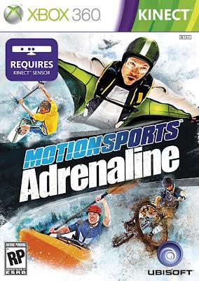 MotionSports Adrenaline Xbox 360