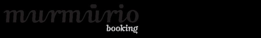 [murmürio > booking]