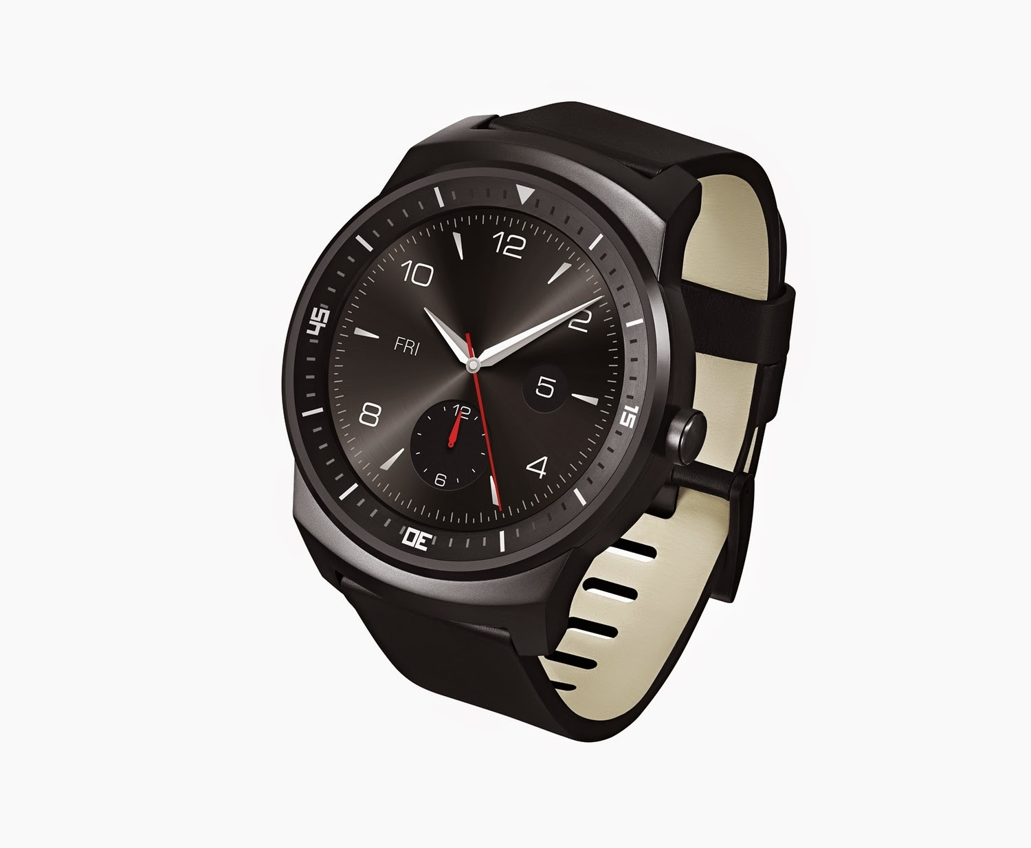 LG revealed plans to release the international smart hours G Watch R