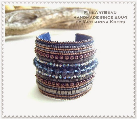Beadwork by Katharina Krebs