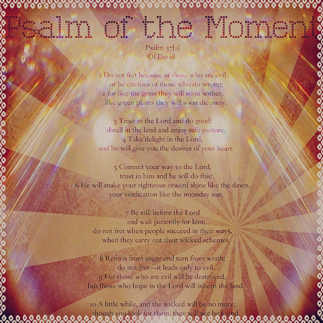 psalm 37  1-10