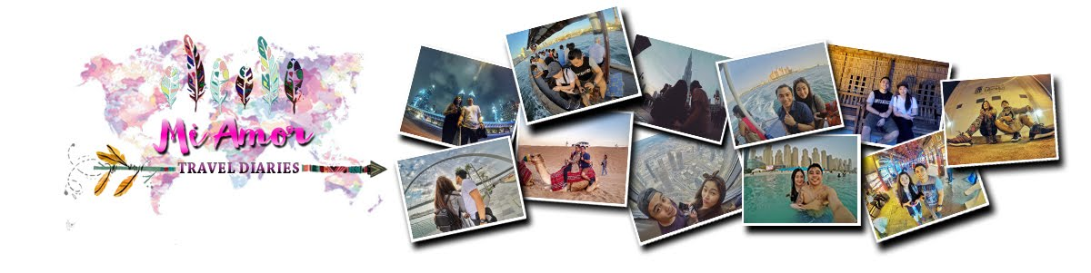 Mi Amor Travel Diaries