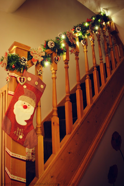 Deck the halls... home tour