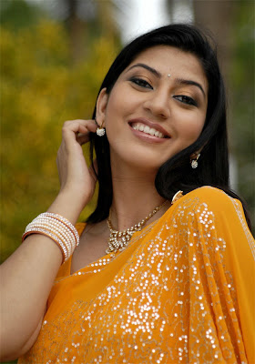 sarah sharma in saree tollywood spicy hot images