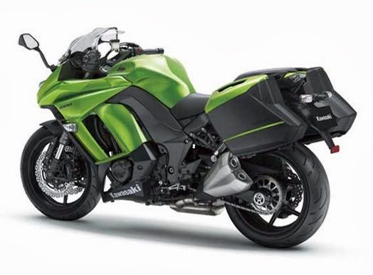 Spesifikasi Kawasaki Ninja 1000 2014