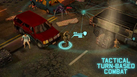 XCOM Enemy Unknown for android