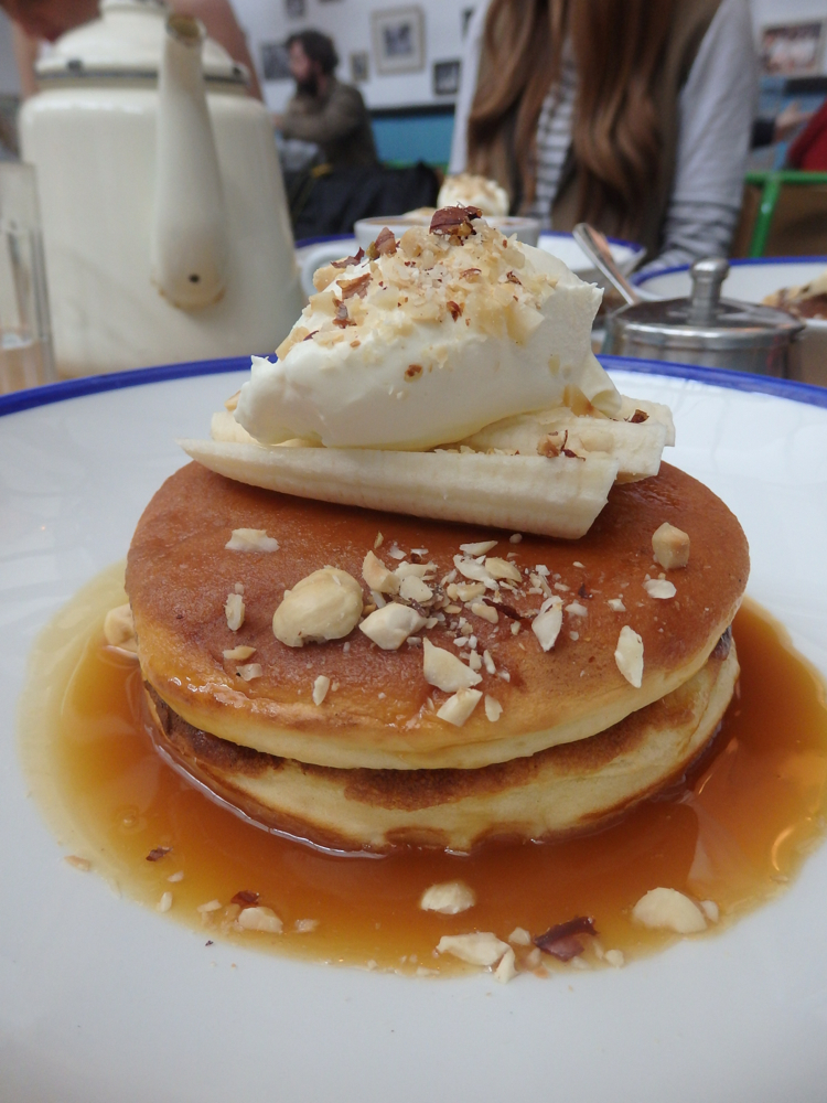 gordon street garage pancakes