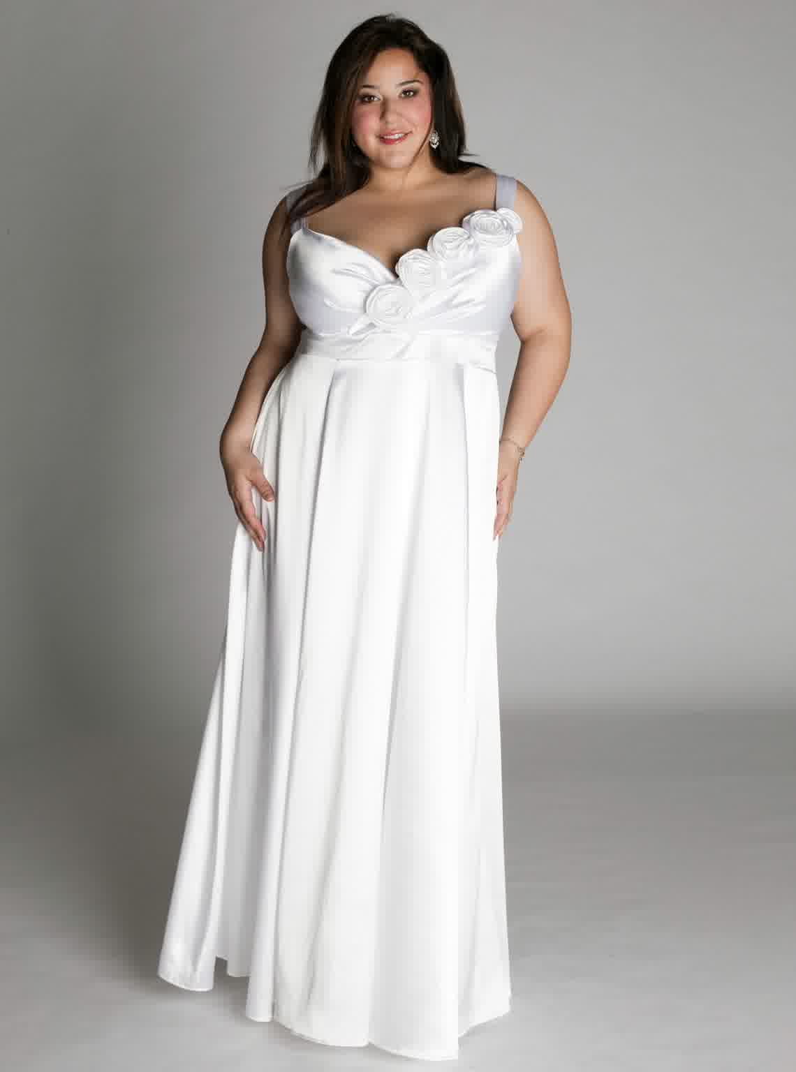 Wedding Dresses Plus Size Cheap