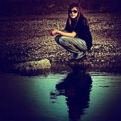 Yo te esperaré, nos sentaremos juntos frente al mar .