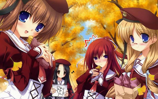 Hình nền anime dễ thương nhất