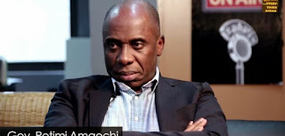 Rotimi Amaechi, former governor of Rivers State, Nigeria