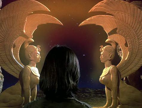 La Puerta del Gran Enigma de La historia interminable - Cine de Escritor
