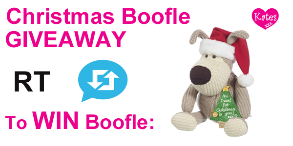 Win a Christmas Boofle,,,