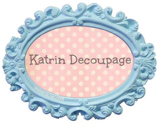 Katrin Decoupage
