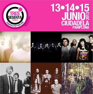 tres sesenta festival 2013 pamplona