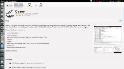 Cara Install Aplikasi di Ubuntu