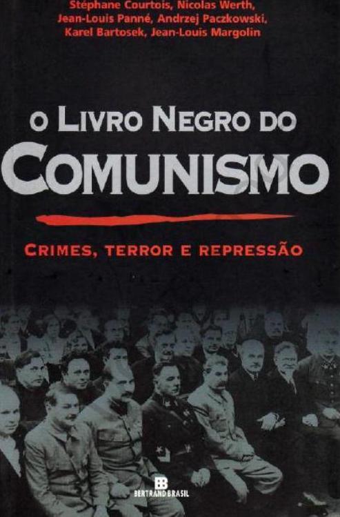 As faláceas mais usadas pelos ateus - Página 10 O+livro+negro+do+comunismo