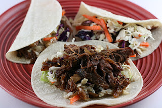 ... from Scratch®: The BEST Slow Cooker Beef Tacos from Food Bloggers