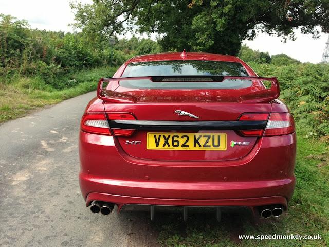 Jaguar XFRS