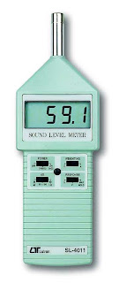 Artikel Sound Level Meter
