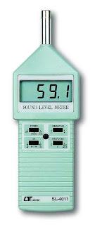 Artikel Sound Level Meter