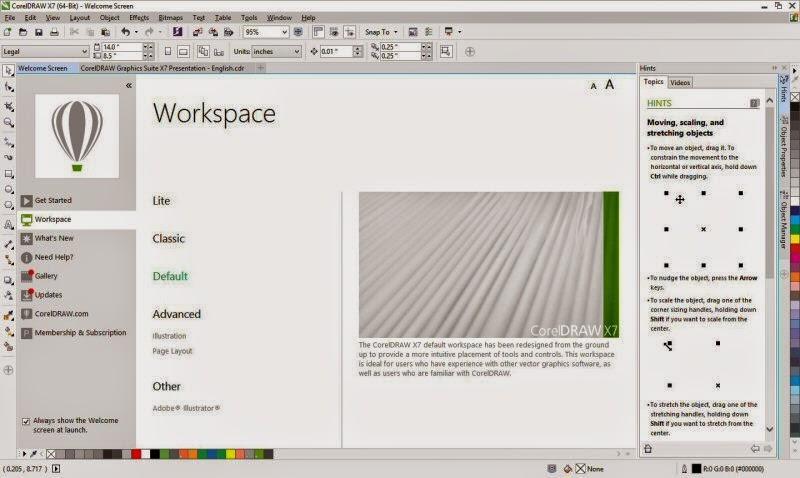 Coreldraw X7 Graphics Suite Terbaru Tkj 4 Free