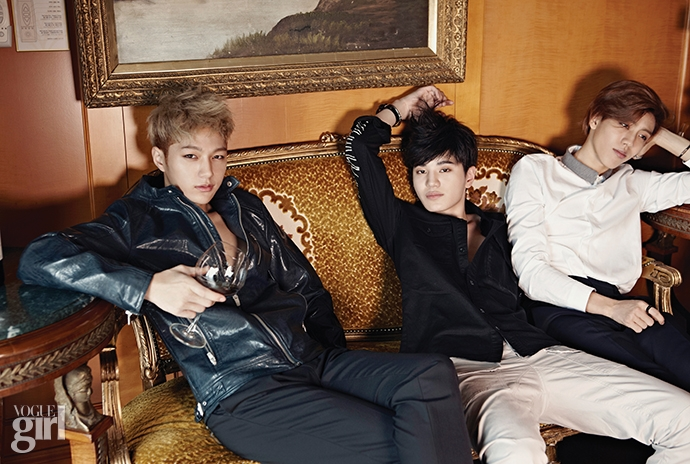 Infinite Boy Group
