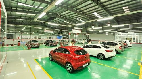 Cửa hàng Kia Cầu Diễn ưu đãi cho khách hàng mua xe Kia đến 78 triệu
