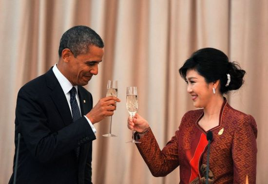 obama flirting with thai prime minister of denmark A true muslim reaction when a half naked girl nearly passed barack obama flirting with thai prime minister exp prime minister youth loan scheme exposed how.