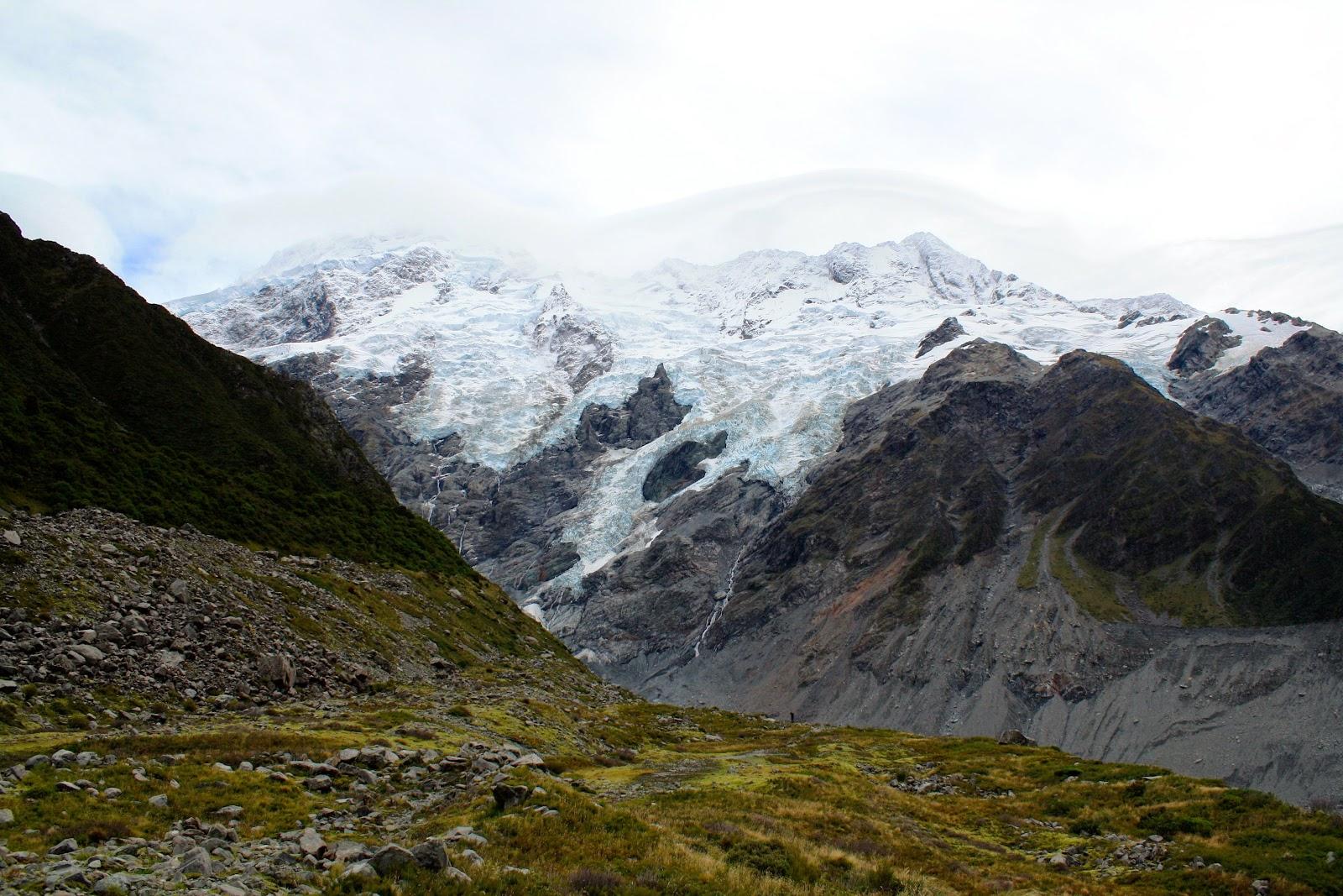 That's a glacier.